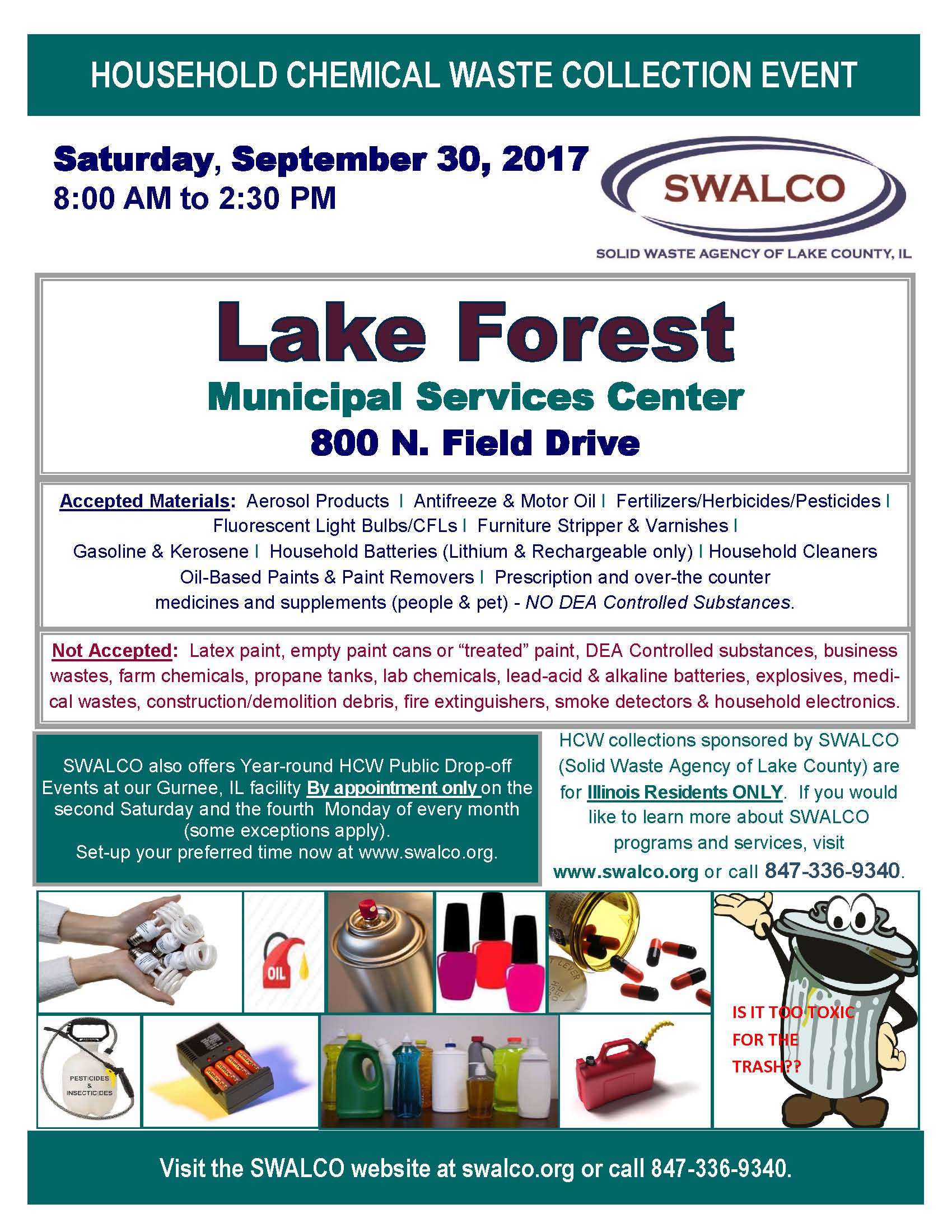 HCW_LakeForest_ 09_30_17_Flyer 2017