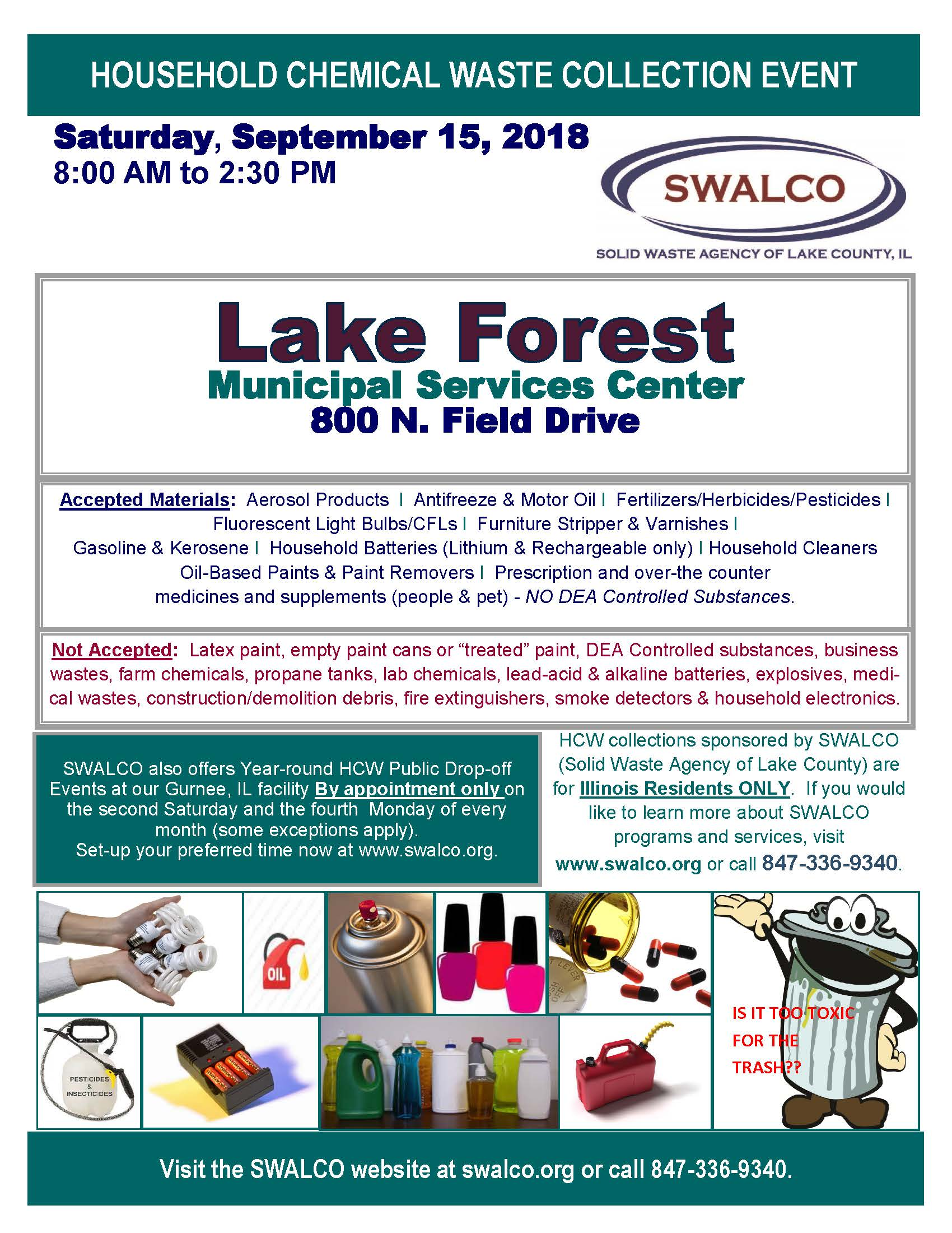 HCW_LakeForest_ 09_15_18_Flyer 2018