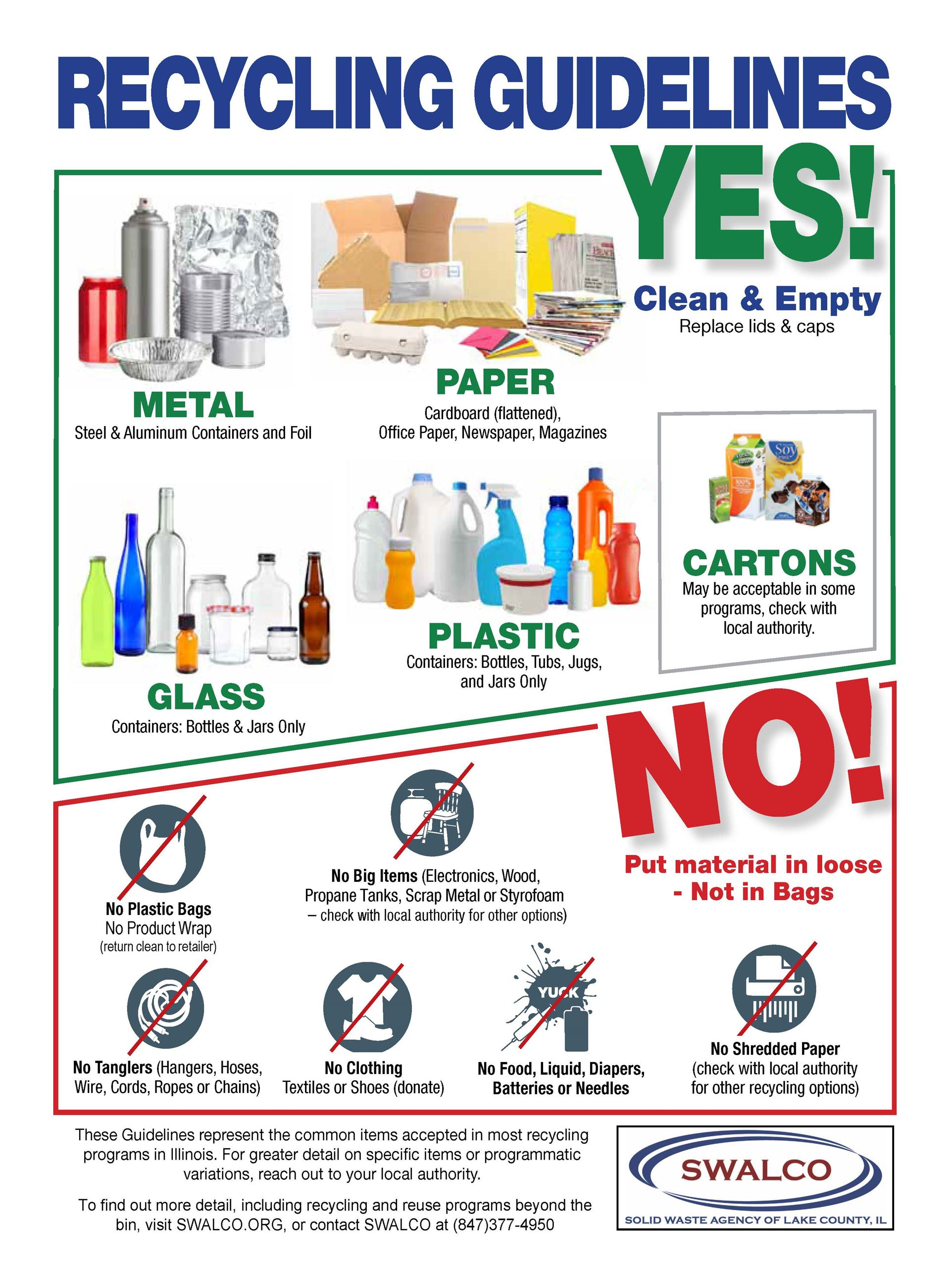 2018 Recycling Guidelines Final local info_SWALCO