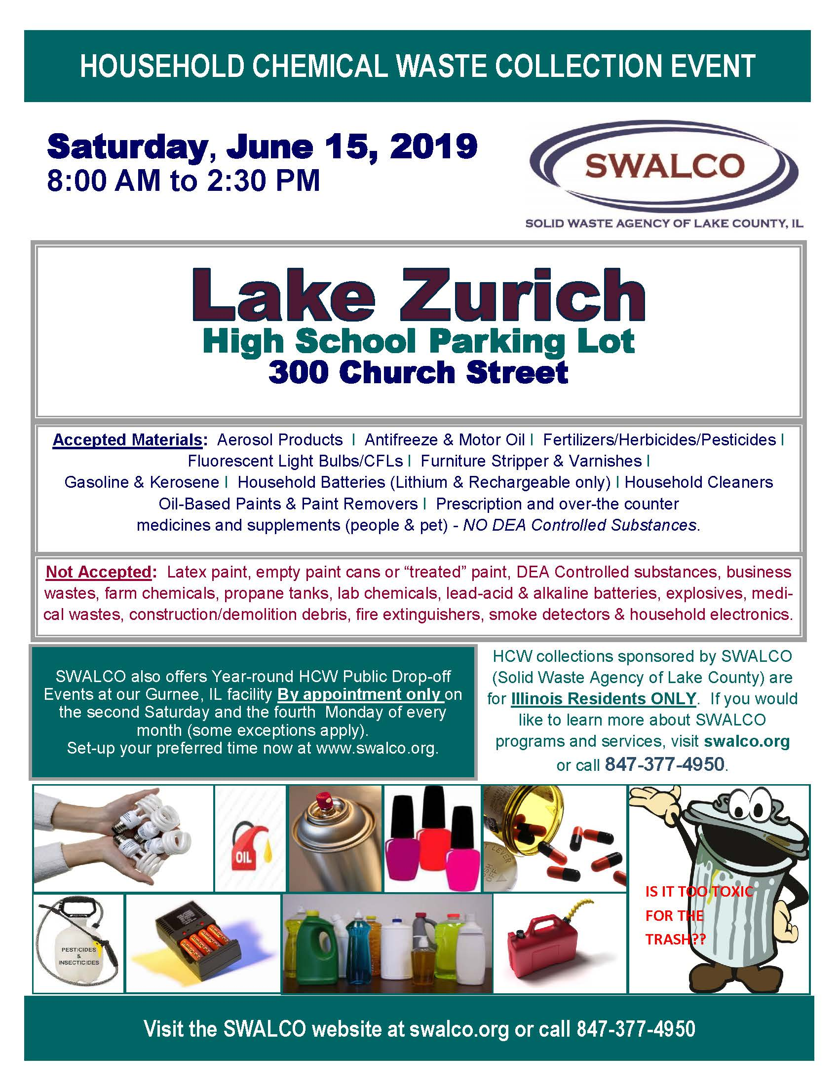 HCW_LakeZurich_ 06_15_19_Flyer 2019