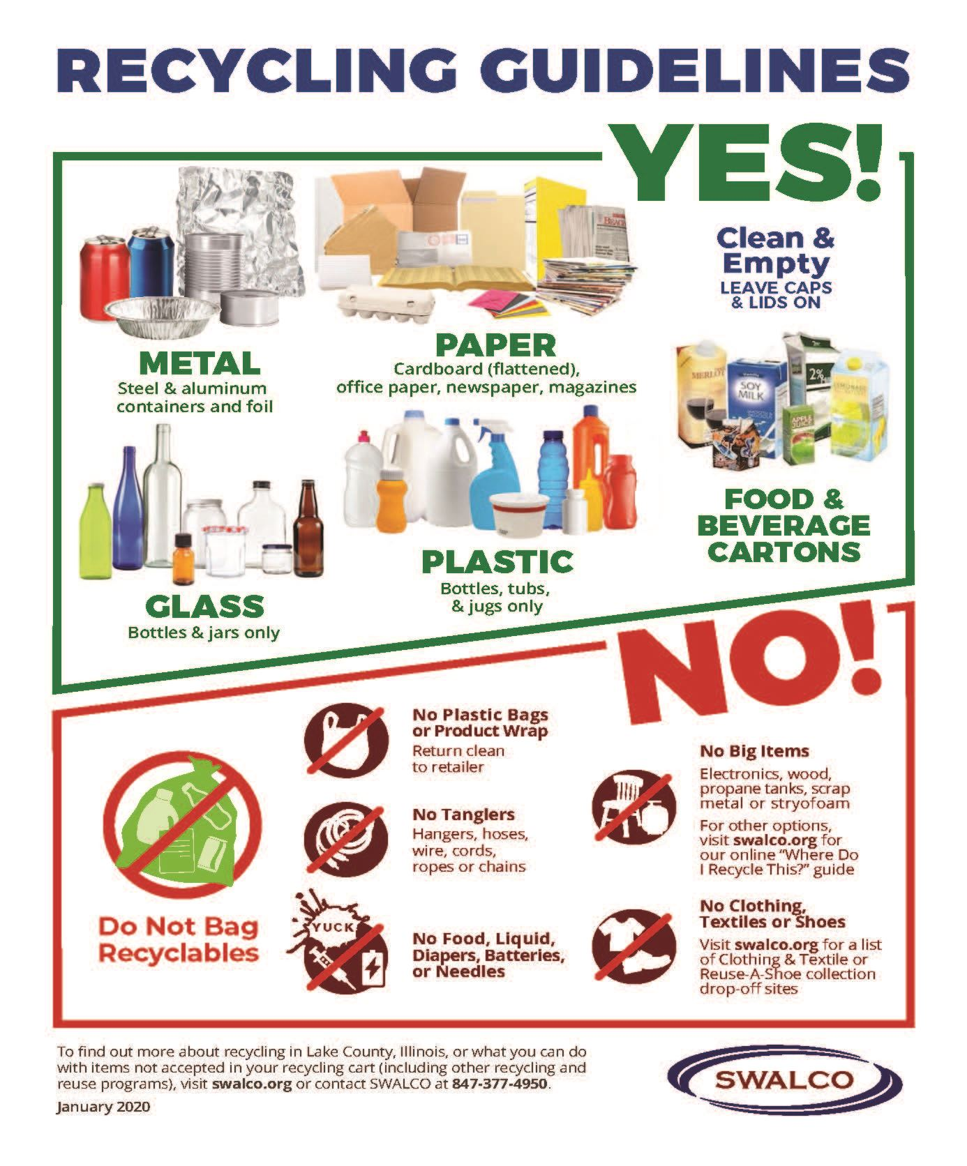 Recycling Guidelines English January 2020